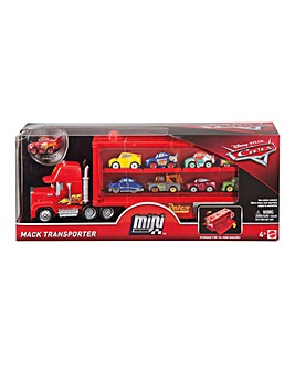Disney Pixar Cars Mini Racer Mack Truck