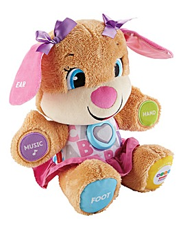Fisher-Price Smart Stages Puppy Pink