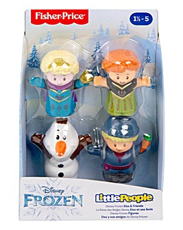 Little People Disney Frozen Figure Pack