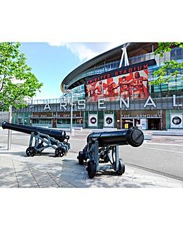 Arsenal Stadium Tour for Two