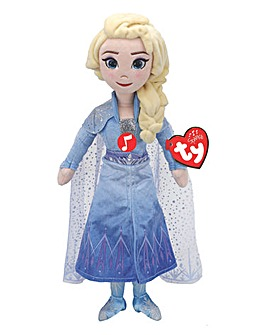 TY Disney Frozen 2 Elsa with Sounds