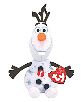 TY Disney Frozen 2 Olaf With Sounds
