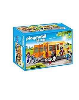 Playmobil 9419 School Van