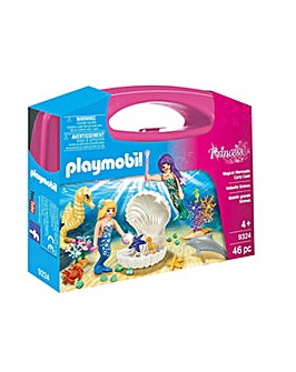 Playmobil 9324 Mermaid Carry Case