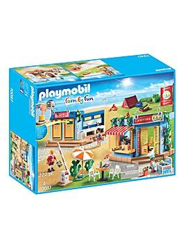 Playmobil 70087 Family Fun Large Campground