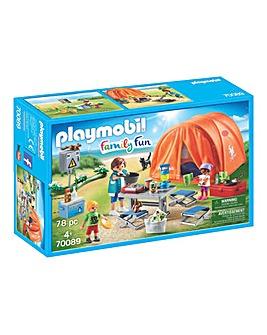 Playmobil 70089 Camping Trip & Tent