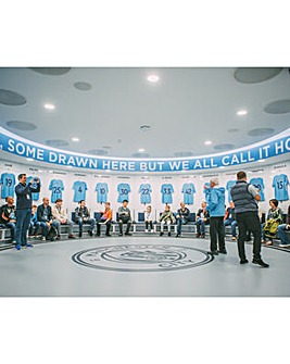 Man City Stadium & Academy Tour for Two