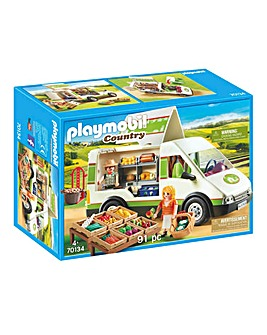 Playmobil 70134 Country Mobile Farm Market