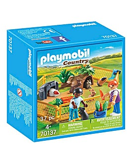 Playmobil 70137 Country Animal Enclosure