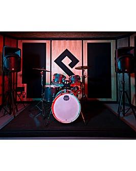 Tutored Drumming Experience