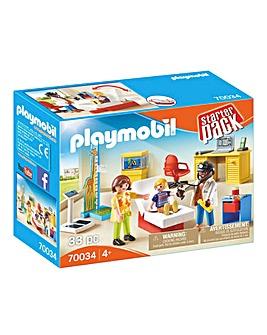 Playmobil 70034 Paediatrician