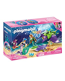 Playmobil 70099 Magic Pearl & Manta Ray