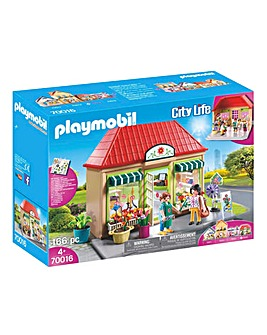 Playmobil 70016 City Life My Flower Shop