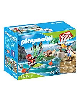 Playmobil 70035 Kayak Adventure
