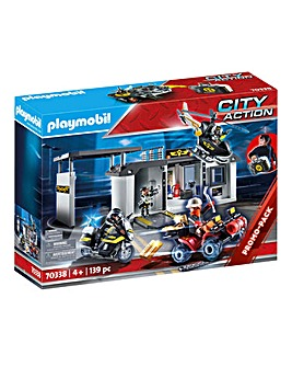 Playmobil 70338 City Action SWAT