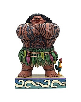 Disney Traditions Daring Demigod (Maui)