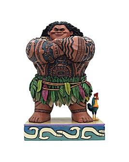 Disney Traditions Daring Demigod (Maui)