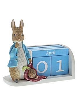 Beatrix Potter Peter Rabbit Calendar