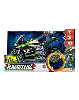 Teamsterz Street Starz Wheelie Bike