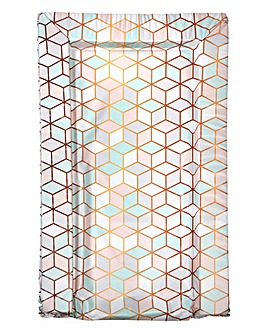 East Coast Changing Mat - Geo Rose