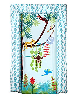 East Coast Tropical Friends Changing Mat