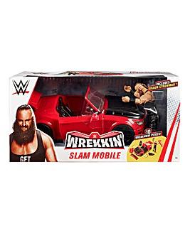 WWE - Wreckin Slam Mobile