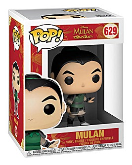 POP! Figure Disney: Mulan as Ping