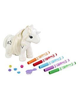Crayola Colour n Style Unicorn Craft Set