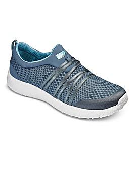 Skechers Burst Very Daring Trainers