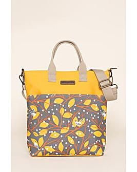 Brakeburn Bird Blossom Tote Bag