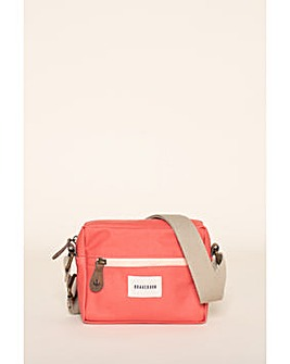 Brakeburn Coral Pouch Bag