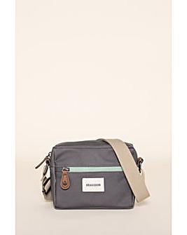 Brakeburn Charcoal Pouch Bag