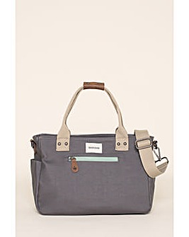 Brakeburn Charcoal Day Bag