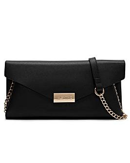 Valentino Bags Arpie Saffiano Envelope Pochette Bag