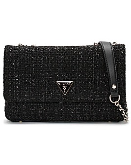 Guess Cessily Textile Cross-Body Bag