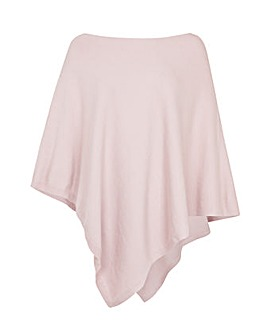 Accessorize Lightweight Knit Poncho