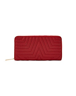 Accessorize Star Quilted Purse