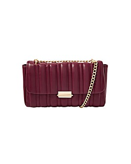 Accessorize Chain Quilted Shoulder Bag