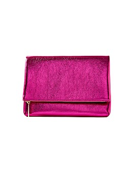 Accessorize Foldover Clutch Bag