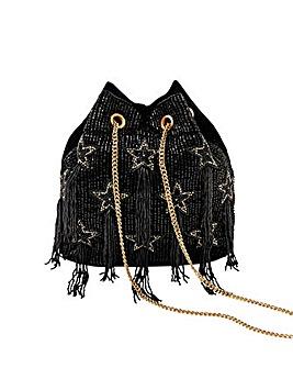 Accessorize Star Duffle Shoulder Bag