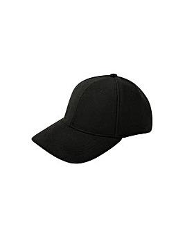 Accessorize Super-Soft Marl Baseball Cap