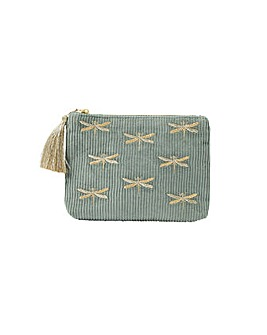 Accessorize Dragonfly Pouch