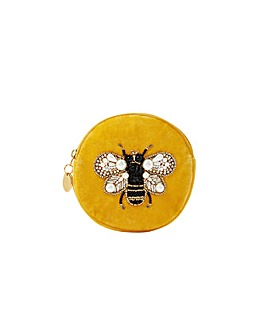 Accessorize Embellished Bee Coin Purse