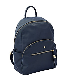 Accessorize Nell Nylon Backpack