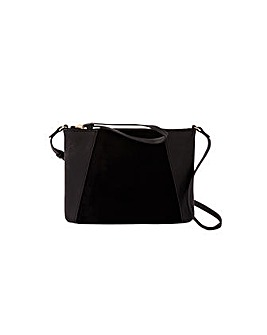 Accessorize Sophie Leather Cross Body