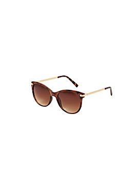 Accessorize Rubee Flattop Sunglasses