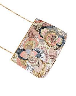 Accessorize Seraphina  Sequin Clutch Bag