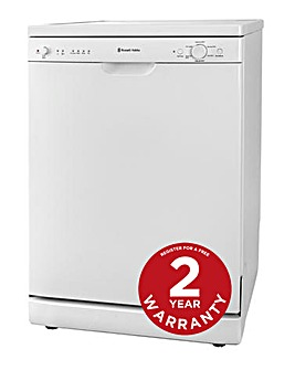Russell Hobbs RHDW2 Dishwasher White