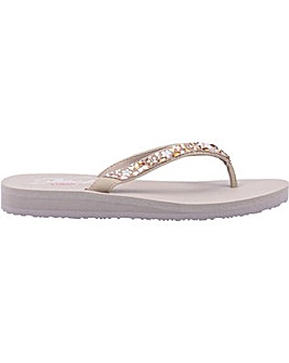 Skechers Meditation Daisy Sandals