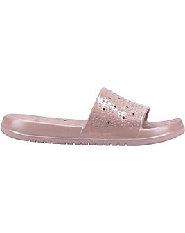 Skechers Gleam Sizzling Slide Sandal